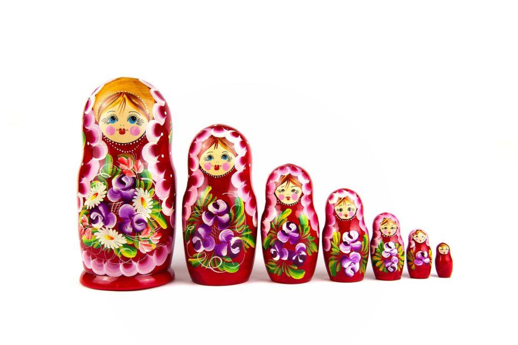 Souvenir aus Russland