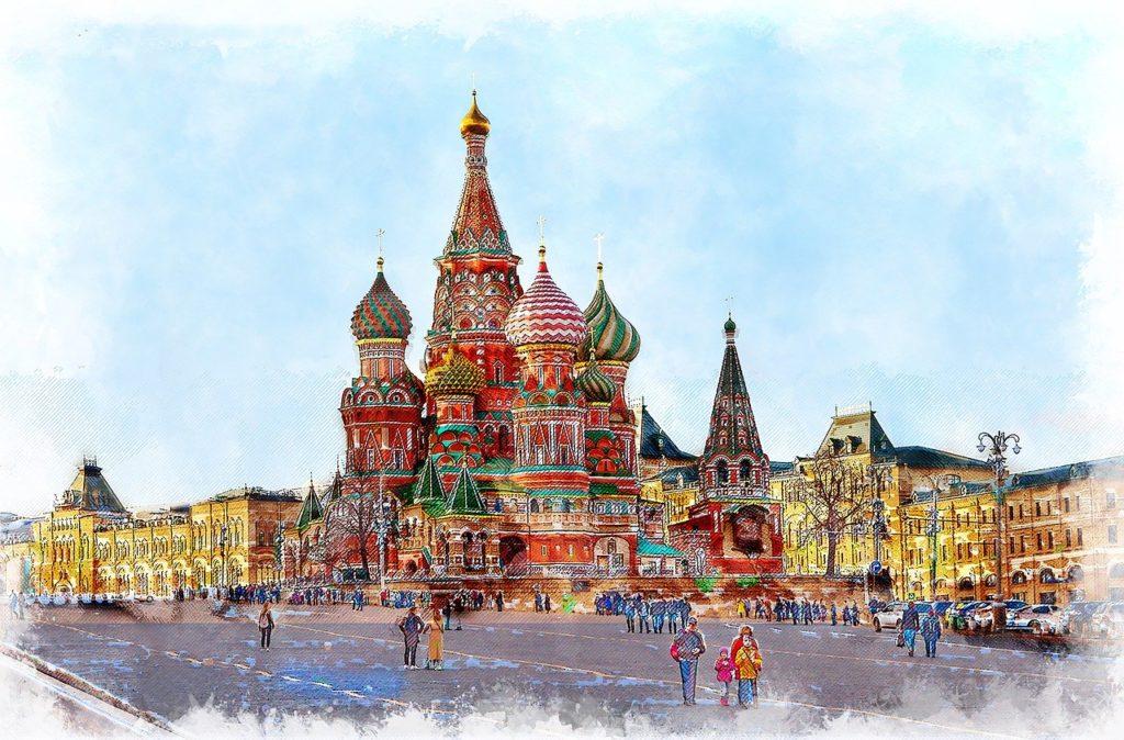 Kreml in Russland